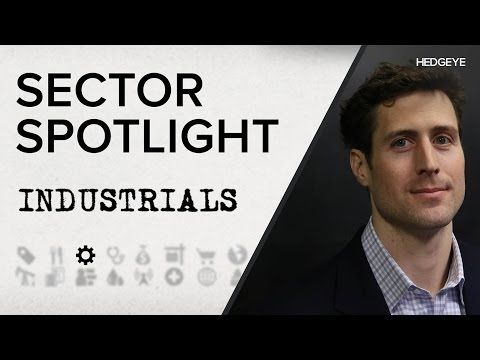 Sector Spotlight | Industrials Analyst Jay Van Sciver: January 24, 2017