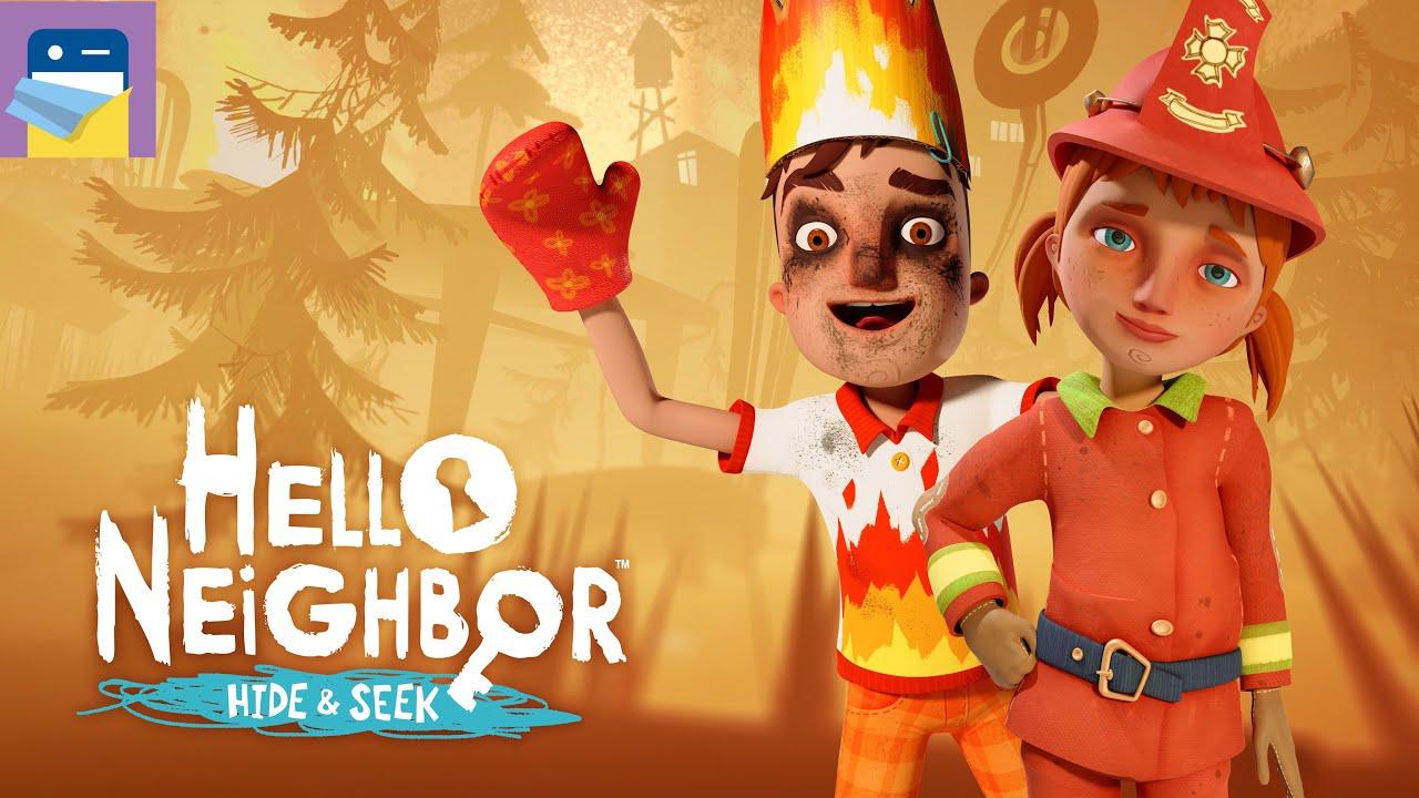 Descargar Hello Neighbor Hide Seek – Dibujos Para Colorear