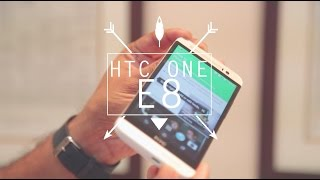HTC ONE E8 camera review