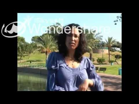 Nia in Israel - Interview with Adi Goren