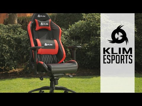 KLIM eSports - The Ultimate Gaming Chair