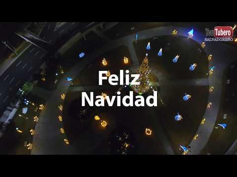 Redondel Masferrer San Salvador en drone alcalde Nayib Bukele el salvador svl ys