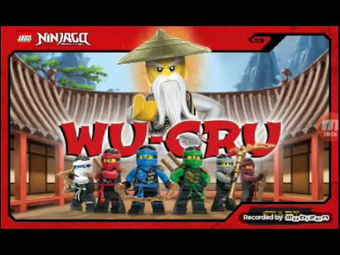 Lego ninjago wu cru episode 1 the start - YouTube