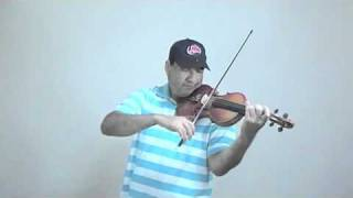 Holiday: We Three Kings - Violin Practice Video