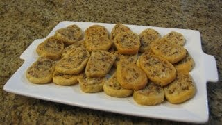 Sausage Pinwheels - Lynn's Recipes