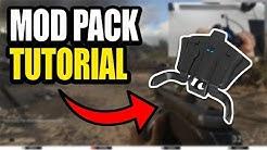 HOW TO: MODs einstellen, wechseln, löschen - Strikepack FPS Dominator MOD PACK Tutorial