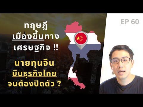 เมืองขึ้นทางเศรษฐกิจ !?   นายทุนจีน บีบธุรกิจไทย จนต้องปิดตัว ??   EP.60