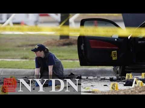 Garland Shooting Suspect Elton Simpson Previously Tied to Terror Investigation