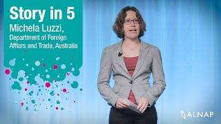 Story in 5: Michela Luzzi, Cash Transfers in the Pacific Islands