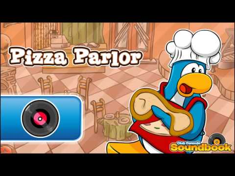 Club Penguin OST: Pizza Parlor (Old)
