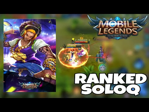 RANKED SOLOQ - MOBILE LEGENDS