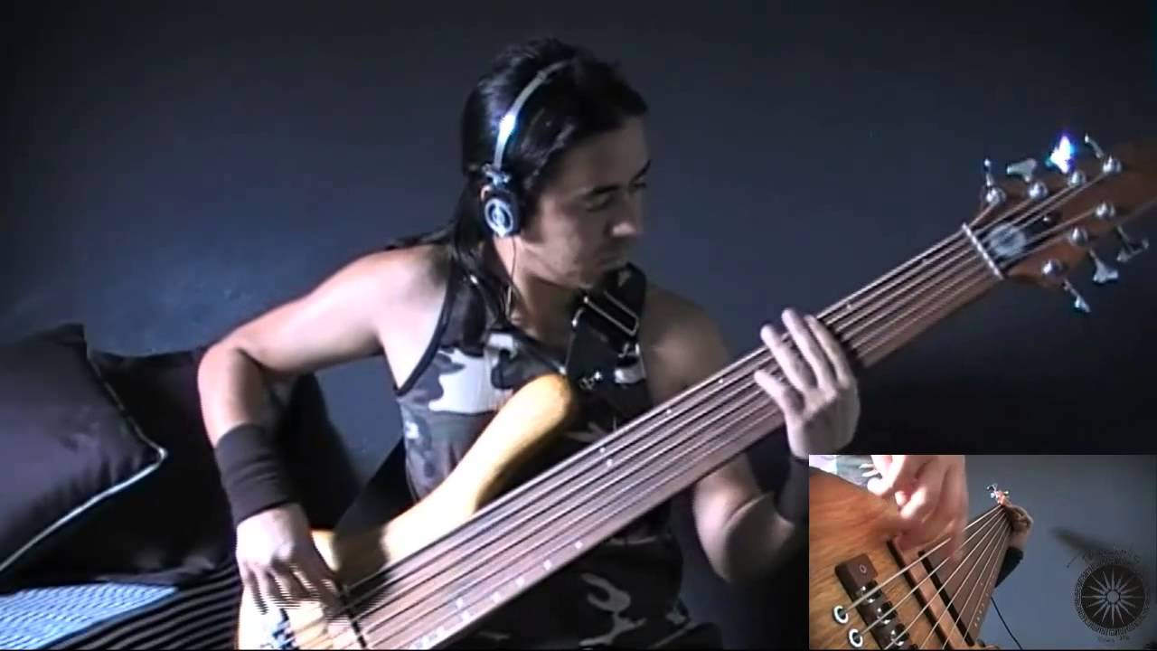 Wesley Ribeiro - Consumed - Control Denied (Bass Cover) - On Bass ...