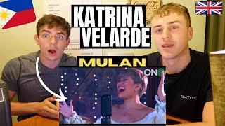 Download This is Phenomenal! | REFLECTION (MULAN) by KATRINA VELARDE | GILLTYYY REACT