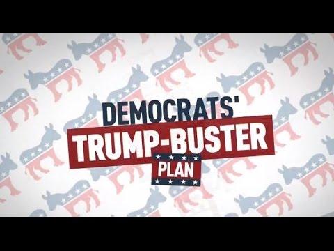 Party spoiler: Hacker leaks DNC docs detailing plan to bring down Trump