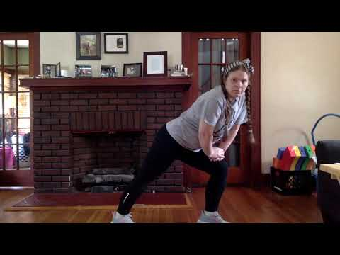 Grade 1-3 physical education video