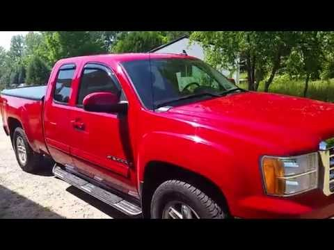 Majorburns New Z71 GMC Sierra SLT