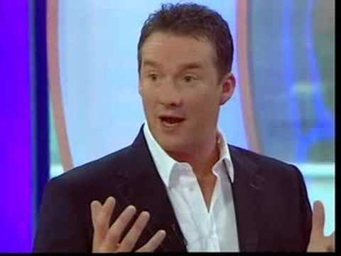 The One Show with Russell Watson