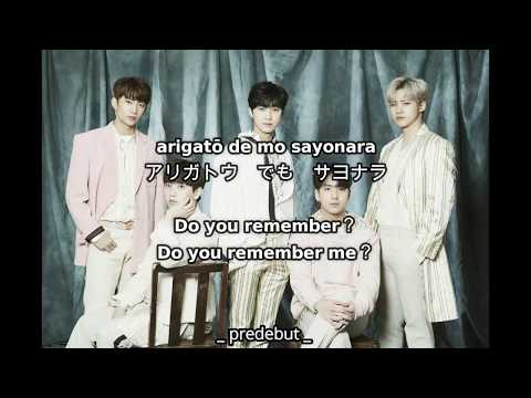 B1A4 - Do You Remember Lyrics (Kan | Rom)