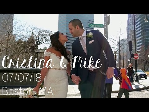The State Room- Boston, MA Wedding