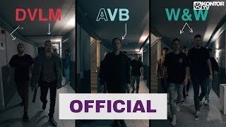 Dimitri Vegas & Like Mike x Armin van Buuren x W&W - Repeat After Me (Official Video HD)
