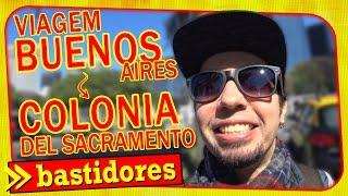 Como viajar de Buenos Aires a Colonia del Sacramento (Uruguai)