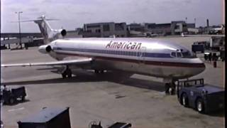 Classic 727 Action at MIA