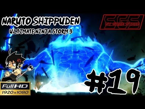 Naruto Shippuden Ninja Storm 3 Full HD [Pt19] : เปิดตำนานเทพสายฟ้า ซูซาโนะโอะร่างสมบูรณ์