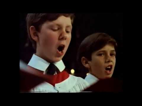 "The Choir of King's College, Cambridge | Dokumentation ""King's College Choir"" (1992)"