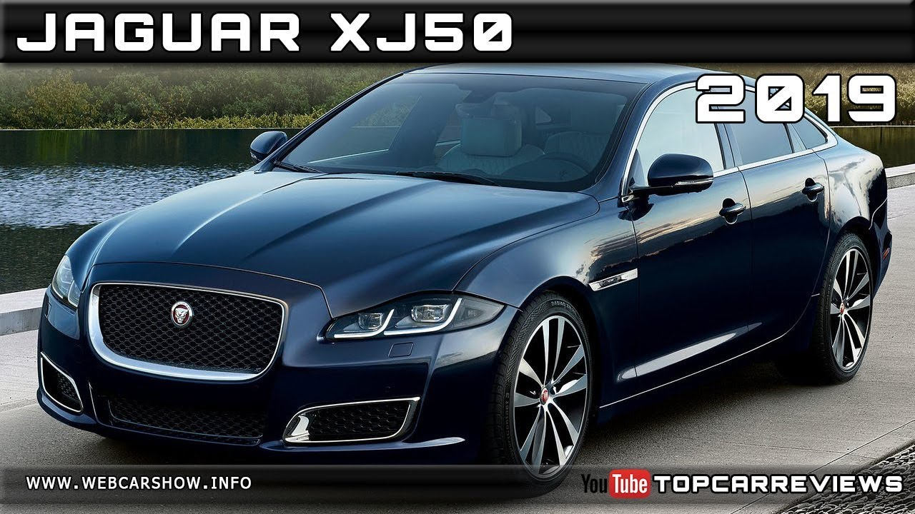 2019 Jaguar Xj50 Review Rendered Price Specs Release Date Youtube