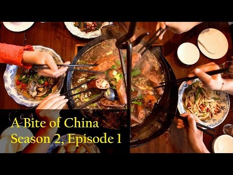 A Bite of China - Top Rated Food Documentary (S2 E1) in English