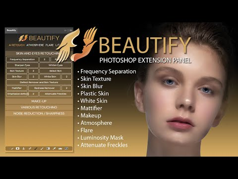 beautify-panel- -photoshop-extension-for-editing-portraits- -professional-portrait-editor