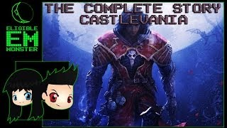 Complete Story - The Beginning Of Darkness - Castlevania LoS #1