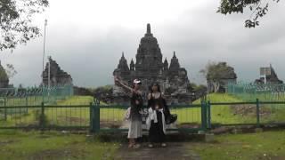 インドネシア  プランパナン遺跡群 世界遺産 ジョグジャカルタ