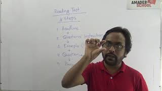 IELTS Reading Test | Steps to follow | Faraby Sir