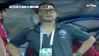 Video Highlights Arema FC vs Sriwijaya FC [3-2] Gojek Traveloka Liga 1 download MP3, 3GP, MP4, WEBM, AVI, FLV Maret 2018