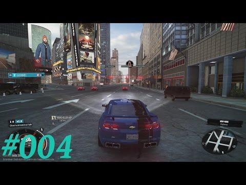 THE CREW [HD+] #004 New York City und Offroad Einlage | PS4 Beta