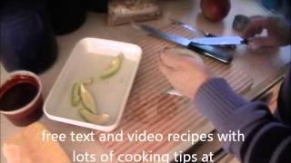 Avocado Mango Pineapple Salad