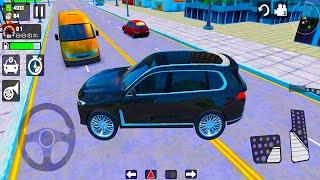 Premium Range Rover SUV Driver - City Car Driving Simulator - Android Gameplay
