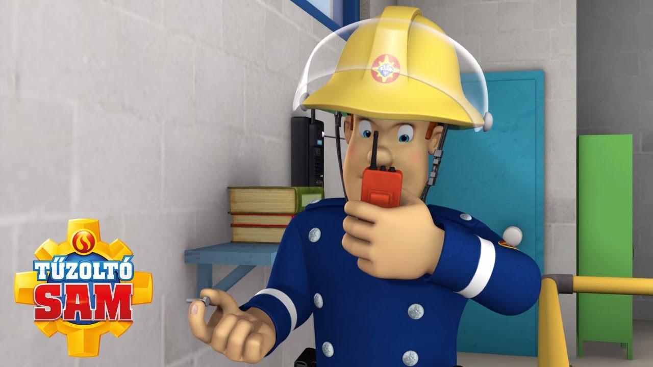 Tűzoltó Sam szolgálatért jelentkezik! | Új epizódok | Tűzoltó Sam | Rajzfilmek gyerekeknek