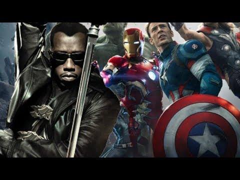 BLADE  Rebirth 2019   First Teaser Trailer   Jamie Foxx NEW Marvel Movie Concept HD