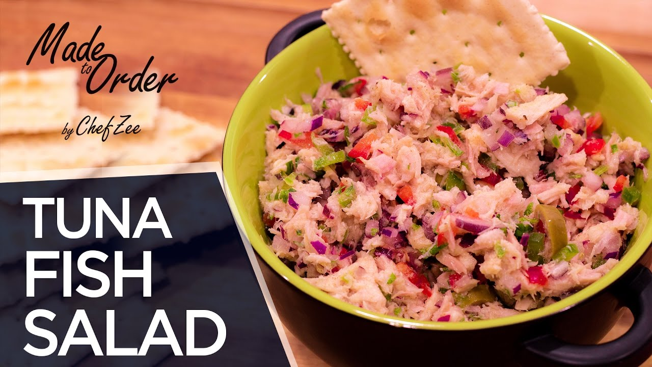 Best tuna fish salad healthy recipes made to order for Best tuna fish salad