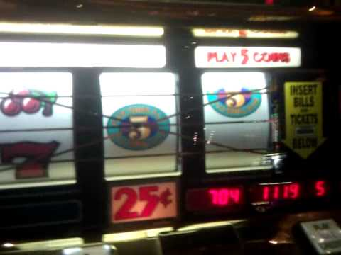 5 times slots free