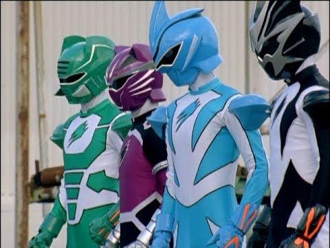Spirit Rangers join the Power Rangers in Power Rangers Jungle Fury | Ranger Roll Call