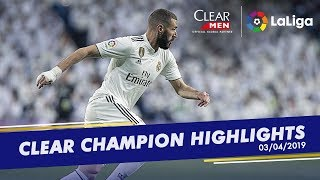 Brilliant Benzema, Partey's stunner and the perfect return for Aspas – LaLiga's champion moments