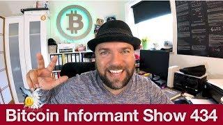 #434 Bitcoin wird Welt ins Chaos stürzen, Bitfi Hardware Wallet & BTC Trendwende