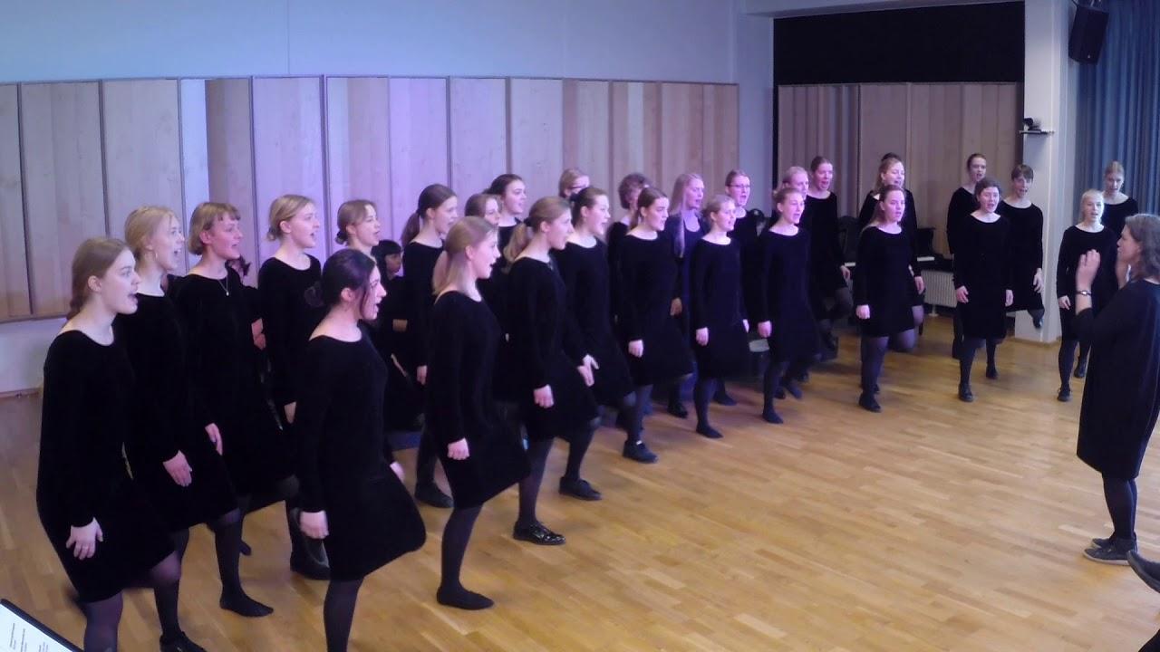 Rauði riddarinn - EVE (Danish girls choir)