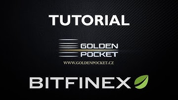 Bitfinex TUTORIAL