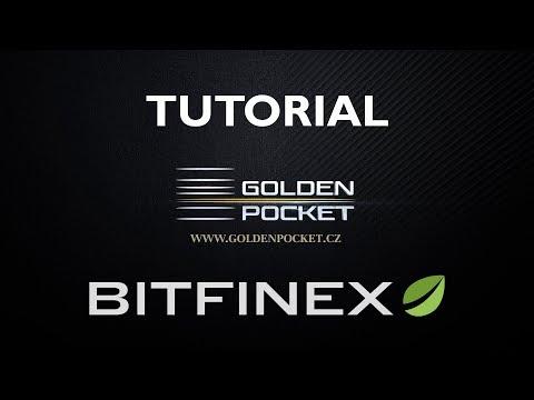 Bitfinex TUTORIAL