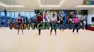 Baixar benny blanco Tainy Selena Gomez J Balvin - I Cant Get Enough (Choreography) ZUMBA    Balikpapan