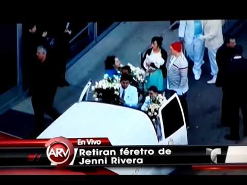 Jenni Rivera funeral - YouTubeJenni Rivera Funeral